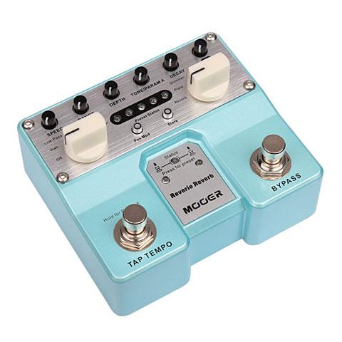 Effets pour guitare électrique Mooer Reverie Reverb