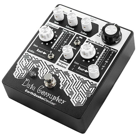 Pedal guitarra eléctrica EarthQuaker Devices Data Corruptor
