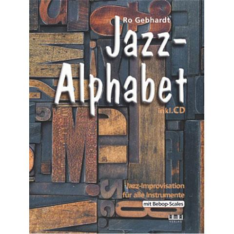Leerboek AMA Jazz-Alphabet