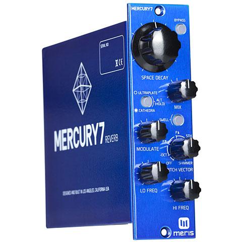Effektgerät E-Gitarre Meris MR 500S MERCURY 7