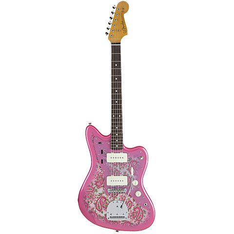 Fender Japan Traditional 60s Jazzmaster PK Pais « Guitarra eléctrica