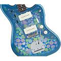 Guitarra eléctrica Fender Japan Traditional 60s Jazzmaster BL FLWR
