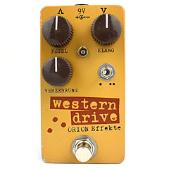 Orion FX Western Drive 2 « Guitar Effect