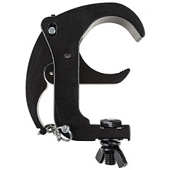Briteq Ultra Clamp black « Riggingmaterial