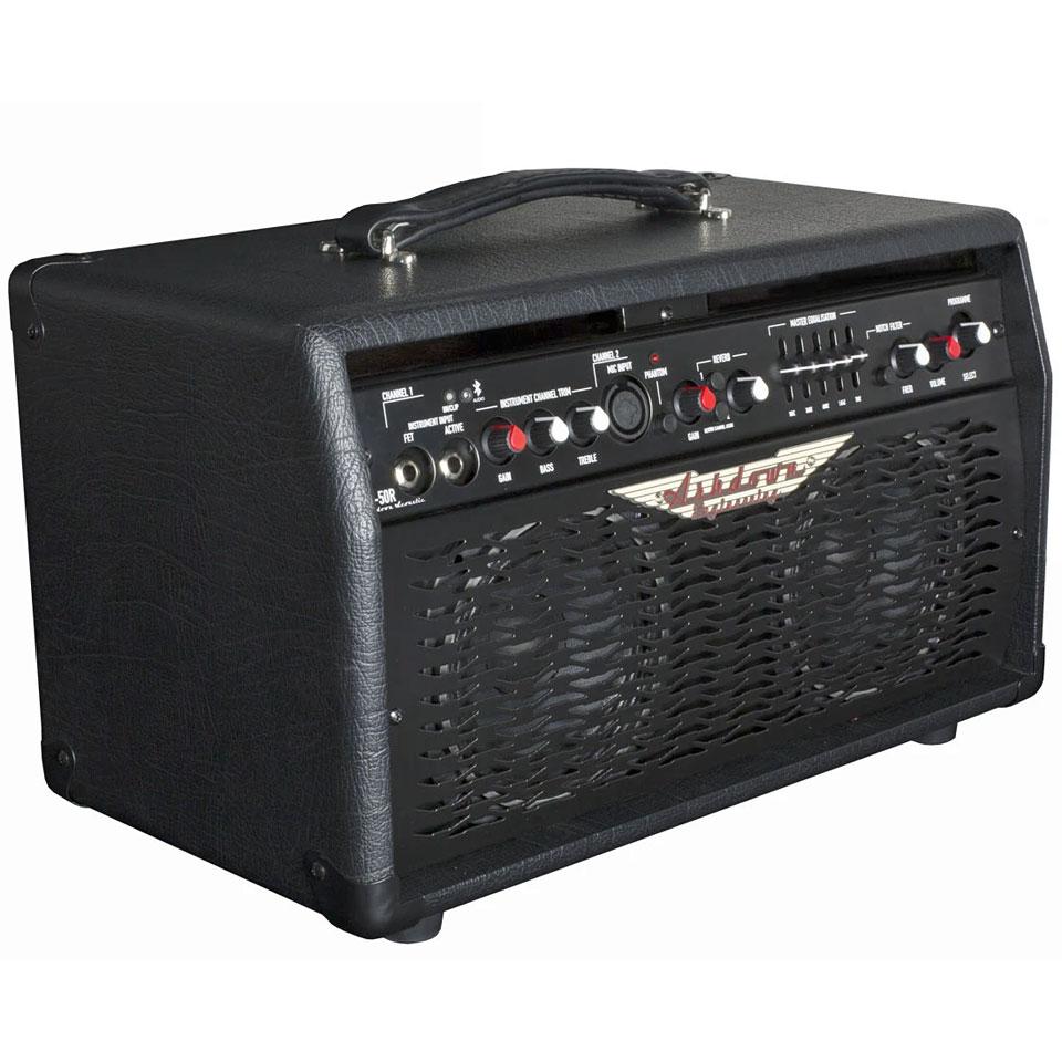 ashdown aa 50 r professional acoustic combo acoustic guitar amp. Black Bedroom Furniture Sets. Home Design Ideas