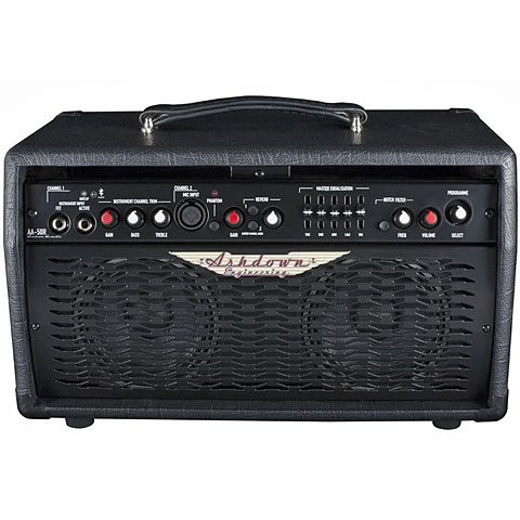 Acoustic Guitar Amp Ashdown AA-50-R Professional Acoustic Combo