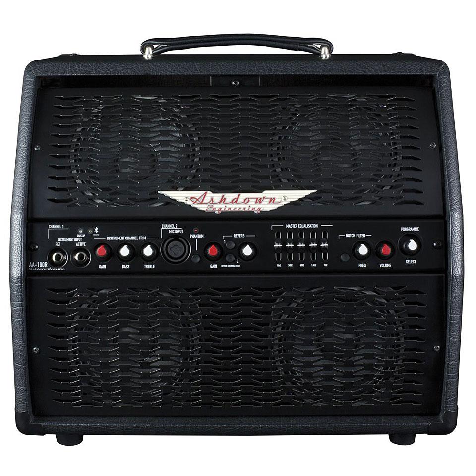 ashdown aa 100 r professional acoustic combo acoustic guitar amp. Black Bedroom Furniture Sets. Home Design Ideas