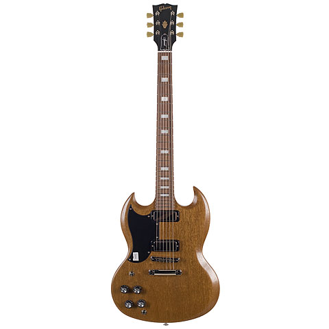 Gibson SG Special, Natural Satin « Left-Handed Electric Guitar