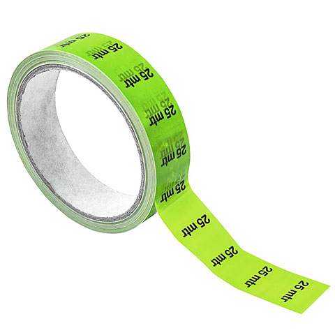 Eurolite Kabelmarkierung 25m, grün