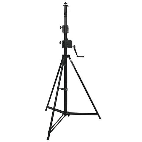 Lichtstativ Eurolite STW-370S Winch-driven Stand 370cm Steel