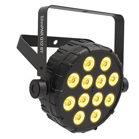 Lámpara LED Chauvet DJ SlimPAR Q12 BT