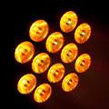 LED-Leuchte Chauvet DJ SlimPAR T12 BT