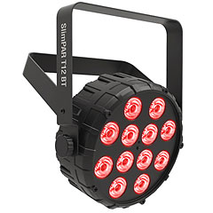 Chauvet SlimPAR T12 BT « LED Λάμπες