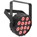 LED-Lampor Chauvet SlimPAR T12 BT