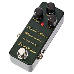 One Control Hooker's Green Bassmachine « Pedal bajo eléctrico
