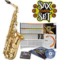Altsaxophon Jupiter JAS700Q Sax Coach Set