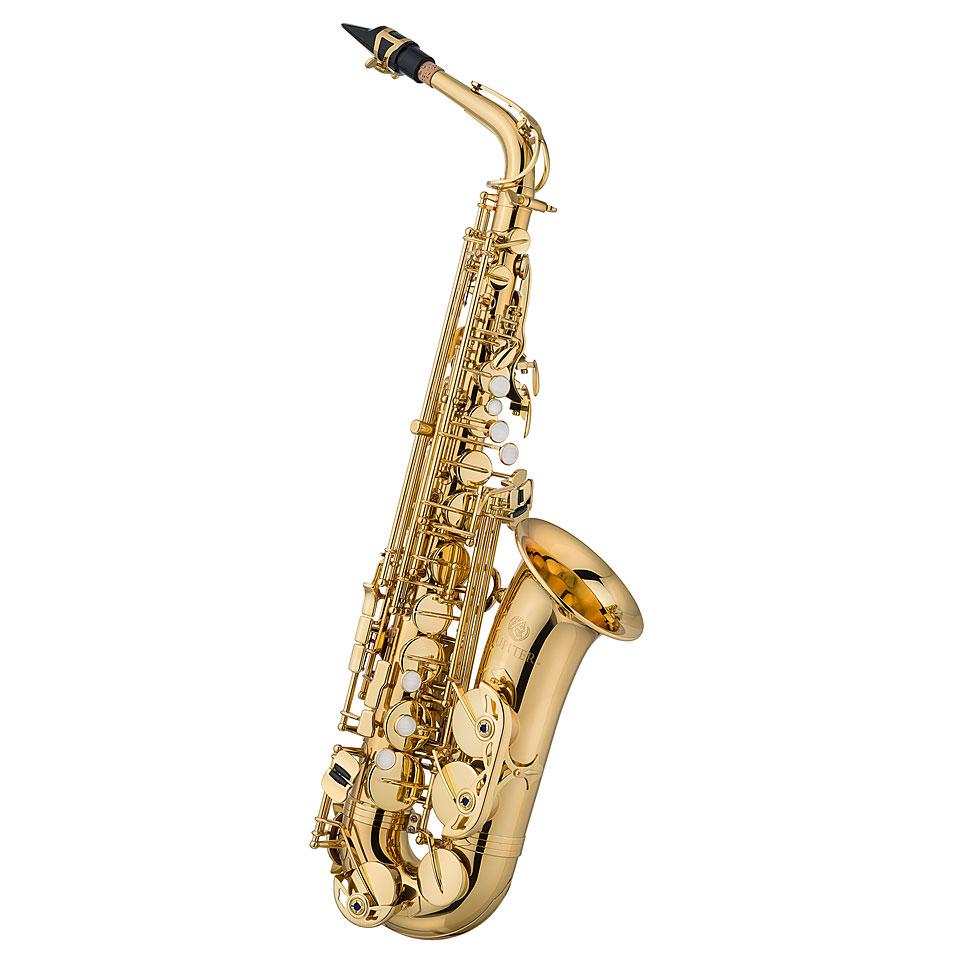 Saxophone - Jupiter JAS700Q Sax Coach Set Altsaxophon - Onlineshop Musik Produktiv