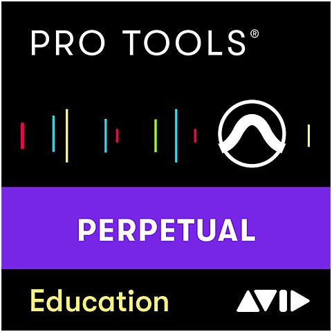 Software DAW Avid Pro Tools EDU Perpetual