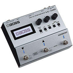 Boss VE-500 Vocal Performer « Effets pour guitare acoustique