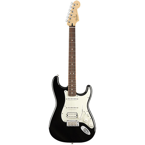 Fender Player Stratocaster HSS PF BLK « Electric Guitar