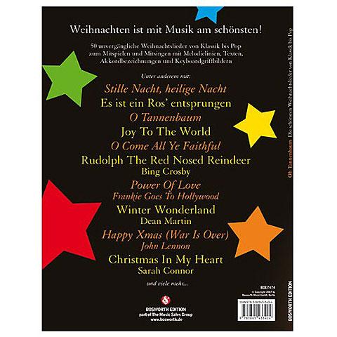 Weihnachtslieder Oh Tannenbaum.Bosworth Oh Tannenbaum Die Schönsten Weihnachtslieder Von Klassik Bis Pop