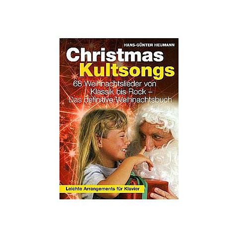 Recueil de Partitions Bosworth Christmas Kultsongs