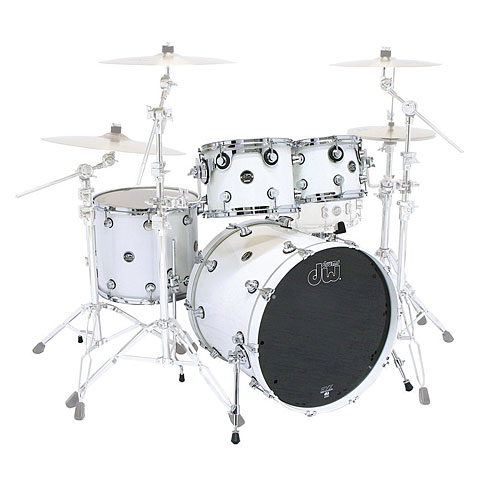 "Schlagzeug DW Performance 22"" Gloss White"