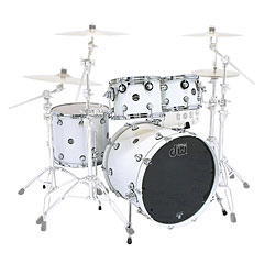 "DW Performance 22"" Gloss White « Batterie acoustique"