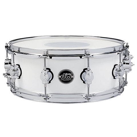 "Snare drum DW Performance 14"" x 5,5"" Gloss White"