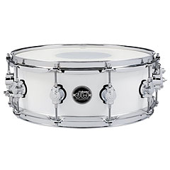 "DW Performance 14"" x 5,5"" Gloss White « Caisse claire"