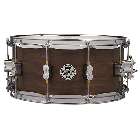 "pdp Limited Edition 14"" x 6,5"" Walnut/Maple"
