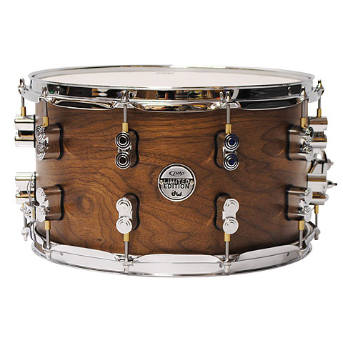 "Snare Drum pdp Limited Edition 14"" x 8"" Walnut/Maple"
