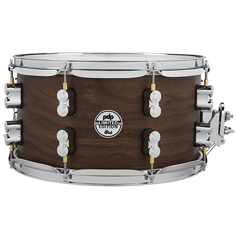 "Snare Drum pdp Limited Edition 13"" x 7"" Walnut/Maple"