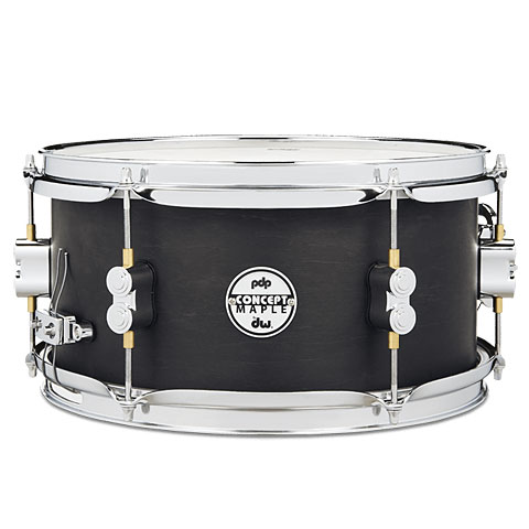 "pdp Black Wax 12"" x 6"" Snare Drum"