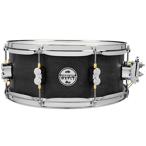 pdp Black Wax 13  x 5,5  Snare Drum