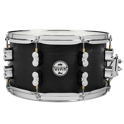 "pdp Black Wax 13"" x 7"" Snare"