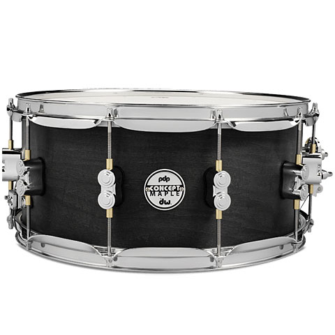 "Snare Drum pdp Black Wax 14"" x 6,5"" Snare Drum"