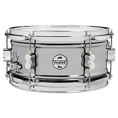 "pdp Concept 12"" x 6"" Black Nickel over Steel Snare « Snare drum"