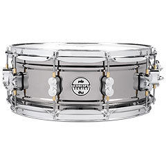 "pdp Concept 14"" x 5,5"" Black Nickel over Steel Snare « Snare drum"