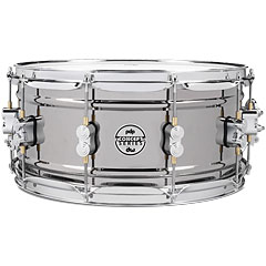 "pdp Concept 14"" x 6,5"" Black Nickel over Steel Snare « Caisse claire"