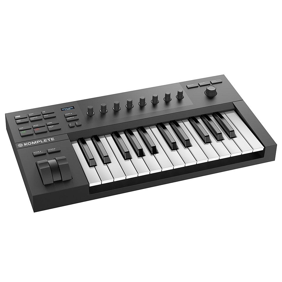 Midimasterkeyboards - Native Instruments Kontrol A25 Masterkeyboard - Onlineshop Musik Produktiv