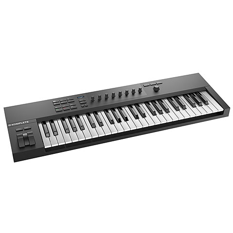 Master Keyboard Native Instruments Kontrol A49