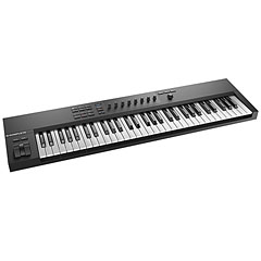 Native Instruments Kontrol A61 « MIDI Keyboard