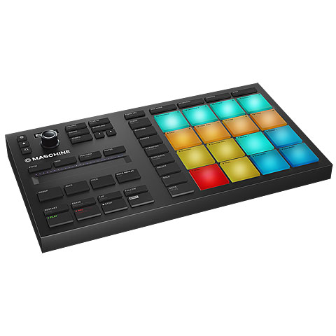 Contrôleur MIDI Native Instruments Maschine Mikro Mk3