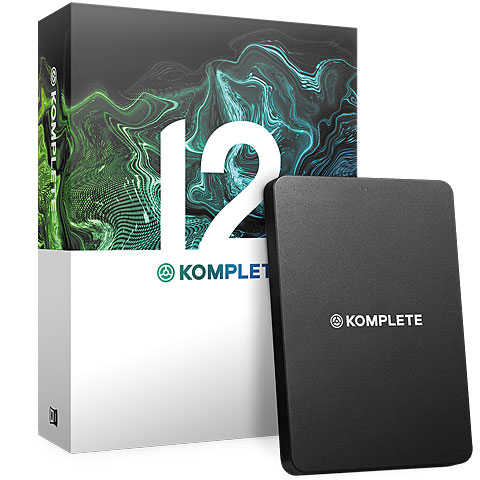 Softsynth Native Instruments Komplete 12