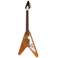 Gibson Flying V 2019 Antique Natural  «  Guitare électrique
