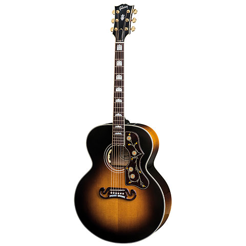 Westerngitarre Gibson SJ-200 VS