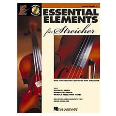 De Haske Essential Elements für Streicher - für Viola « Manuel pédagogique