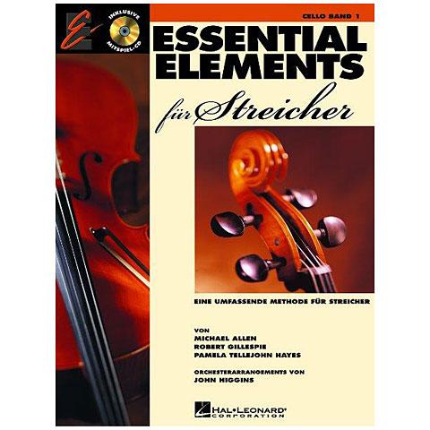 Lehrbuch De Haske Essential Elements für Streicher - für Violoncello
