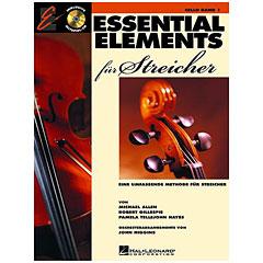 De Haske Essential Elements für Streicher - für Violoncello « Manuel pédagogique